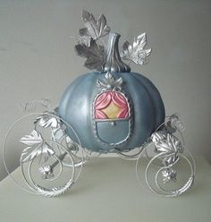 Cinderella's Carriage to the Ball by BershoDesigns on Etsy, $186.00