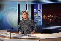 Le style Claire Chazal en 20 clichés   Le Figaro Madame