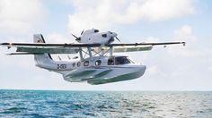 Dornier Seastar O avião anfíbio Seastar pode pousar e decolar tanto na terra quanto na água. Transporta até 12 passageiros e tem um custo operacional por hora de voo de US$ 390,15. Créditos: Dornier Seaplane