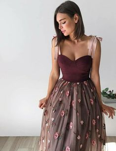Ball Gown Dresses, Event Dresses, Prom Party Dresses, Pretty Prom Dresses, Pretty Outfits, Cute Dresses, Mode Outfits, Dress Outfits, Fashion Outfits