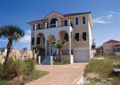 Gulf Shores, AL: Amazing Seahorse is a 6 bedroom, 4.5 bath Gulf Shores beach home located approx. 6.5 miles west of Hwy 59 in the exclusive Laguna Key Subdivision on L...