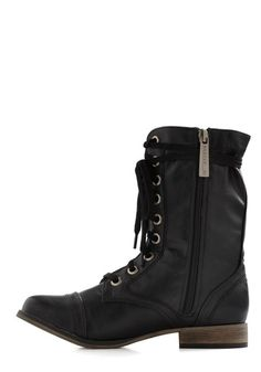 I Finally Found You Boot in Black, #ModCloth