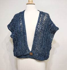 Inwood Summer Top - Free #Crochet Pattern