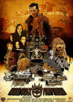 Mad Max: Fury Road - summer of 2015.  Really want to see this!