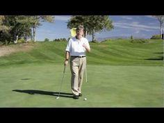 Golf Instruction Video - Putting Visualization - Putt To Spot Golf Videos, Golf Instruction, New Golf, Putt Putt, Golf Lessons, Click Photo, Play Golf, Golf Tips, Golf Courses