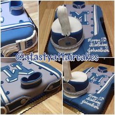 Custom Band Uniform and Hat Cake!! McKinley Senior High Marching Band Uniform