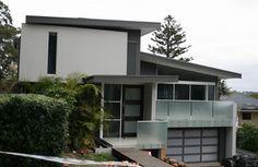 Contemporary Split Level Remodel Exterior Design Ideas, Pictures, Remodel & Decor