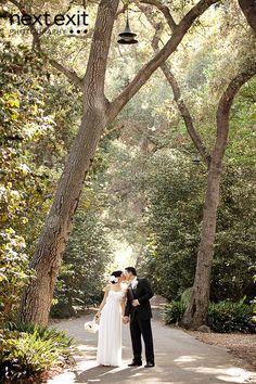 Barbara and Jonathan   Descanso Gardens Wedding Photography - Next Exit Photography Blog