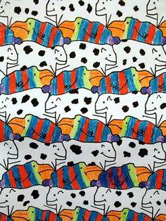 Mrs. Lyon's Class - Tessellations