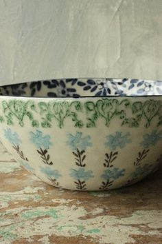 flowered bowl (Univers Mininga)