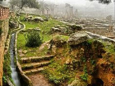 Cyrene was an ancient Greek colony and then a Roman city in present-day Shahhat, Libya. It gave eastern Libya the classical name Cyrenaica that it has retained to modern times.Cyrene lies in a lush valley in the Jebel Akhdar uplands. The city was named after a spring, Kyre, which the Greeks consecrated to Apollo. It was also the seat of the Cyrenaics, a famous school of philosophy in the 3rd century BC, founded by Aristippus, a Socrates disciple. It has been nicknamed then as Athens of…