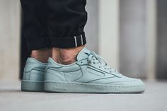 Reebok Club C 85 Elm Seaside Grey 2019 Sneakers