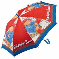 Children's  Paddington Bear Umbrella I/'m a Very Rare Sort of Bear Design