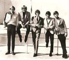 The original British invasion band, Herman's Hermits.