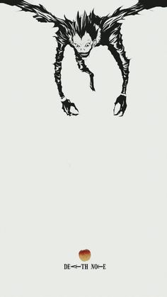 Wallpaper | Ryuk | Death Note