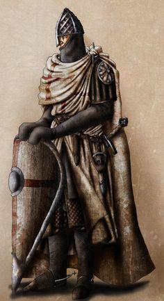 Knight of the Temple by InfernalFinn on deviantART