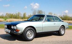 Peugeot 504 2.0 Coupe 1979