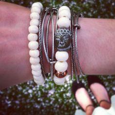 Broken Gypsy Buddha on etsy @broken gypsy bracelets