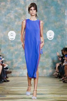 Look 10 - Tory Burch Ready To Wear Spring Summer 2016 New York - NOWFASHION