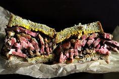 Pickling Spice Pastrami Sandwich
