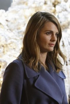 TV SHOWS: Stana Katic on Castle (Season 7)