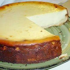 New York Cheesecake @ allrecipes.co.uk