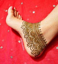 Henna Anklet ❤️ #hennaparty #henna #orlandohenna #hennaart #hennadesign #mehndi #mehendi #anklet #orlandoartist #orlandoweddings…