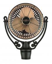 Old Havana Antique Copper Fan With Black Floor/Desk Base Fanimation Table Fans Table Fans Copper Ceiling Fan, Black Ceiling, Ceiling Fan Motor, Ceiling Fans, Floor Desk, Deco Jungle, Portable Fan, Portable Table, Floor Fans
