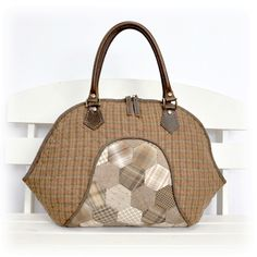Collection of quilted bags - some particularly nice ones