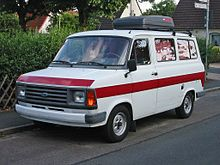 Ford Transit - Wikipedia, the free encyclopedia