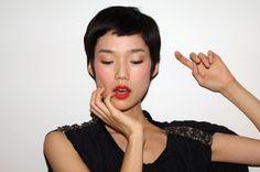 Tao Okamoto in Givenchy