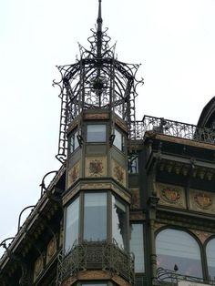 Bruxelles et l'Art nouveau (bis)