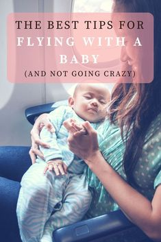 Flying with a baby / Traveling with a baby / family travel / baby tips / baby tr… – Newborn Baby Massage S Videos, Kids Fever, Baby Fever, Flying With A Baby, Baby Massage, Massage Room, Preparing For Baby, Before Baby, Baby Family