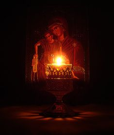 Why are Vigil Lamps lit before Icons? – Christianorthodox's Blog Light Of The World, Lamp Light, Healthy Food, Lamps, Icons, Blog, Painting, Art, Healthy Foods