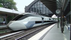 DLR Portal - Next Generation Train - Researching the train of the future