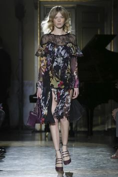 Watch the livestream of the Blumarine show ready-to-wear collection Fall/Winter 2017 from Milan.
