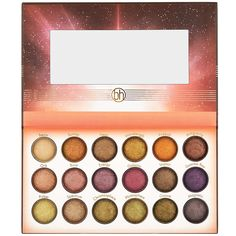 NEW BH Cosmetics Solar Flare - 18 Color Baked Palette #BHCosmetics
