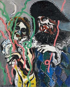 Francis+Picabia+-+Mid-lent,+1925-1926