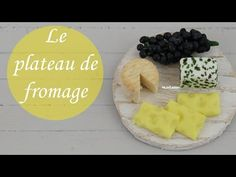 ▶ Tuto: Plateau de fromage - YouTube