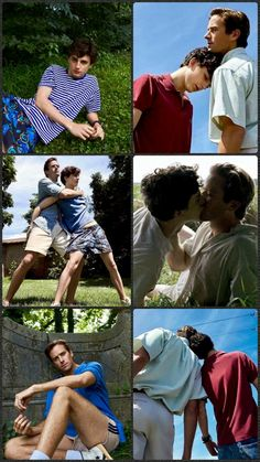 Call Me By Your Name Timothee Chalamet and Armie Hammer William Faulkner, Beautiful Boys, Pretty Boys, Tumblr Gay, I Call You, About Time Movie, Your Name, Film Serie, Gay Couple