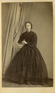 Sweden,1860's. Bohusläns Museum, nr. UMFA53226:0919