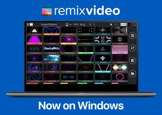 Out of beta: Remixvideo for Windows arrives along with 1.2 update - https://djworx.com/out-of-beta-remixvideo-for-windows-arrives-along-with-1-2-update/