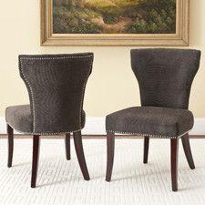 Mason Slipper Chair (Set of 2)