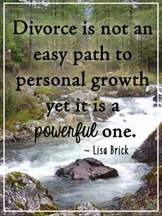 #Divorce may have been that unexpected road that you had to go through in order to evolve into a stronger, better you. #JourneyBeyondDivorce