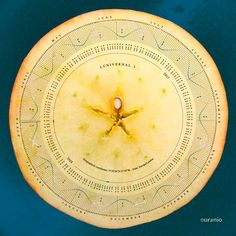 Lunivernal calendar - Theme inspired by the 1st celestial fruit, Ever!