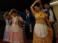 Pericón, danza folklorica