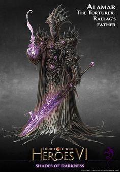 Alamar The Torturer – Raelag's father - Eugene Xaar (Gavrilenko) - Галерея - Форум Might-and-Magic.ru