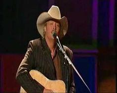 Alan Jackson - In The Garden -- Taken From Alan Jackson's Dvd 'Precious Memories' (Live At The Ryman --- Alan's singing gave me goose bumps...