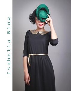 Fashion Icone : Isabelle Blow