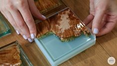 Learn how to make unique resin and wood coasters with plans and video from DIY Huntress. This is a great project for beginner epooxy resin users! Resin Wall Art, Diy Resin Art, Diy Resin Crafts, Diy Craft Projects, Craft Ideas, Wood Projects, Diy Resin Mold, Woodworking Projects, Diy Art